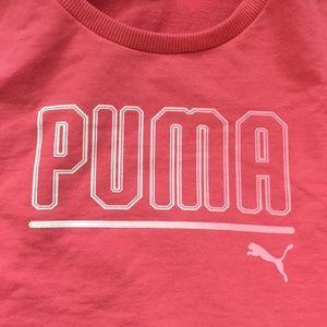 Puma Girls Sweatshirt Size 12/14